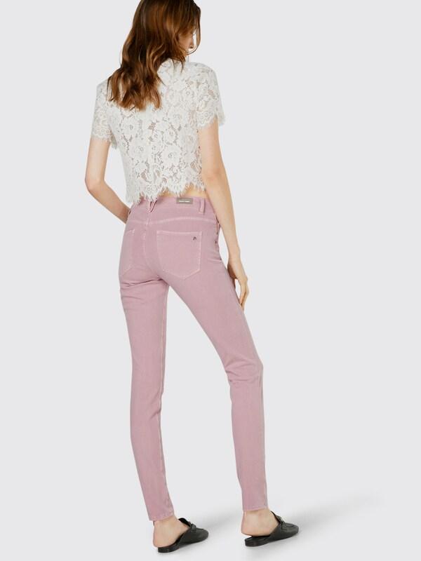 S.Oliver S.Oliver S.Oliver rot LABEL Jeans 'SHAPE SUPERSKINNY' in rosé  Neu in diesem Quartal 57f06f