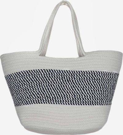 Zwillingsherz Plážová taška - námořnická modř / bílá, Produkt