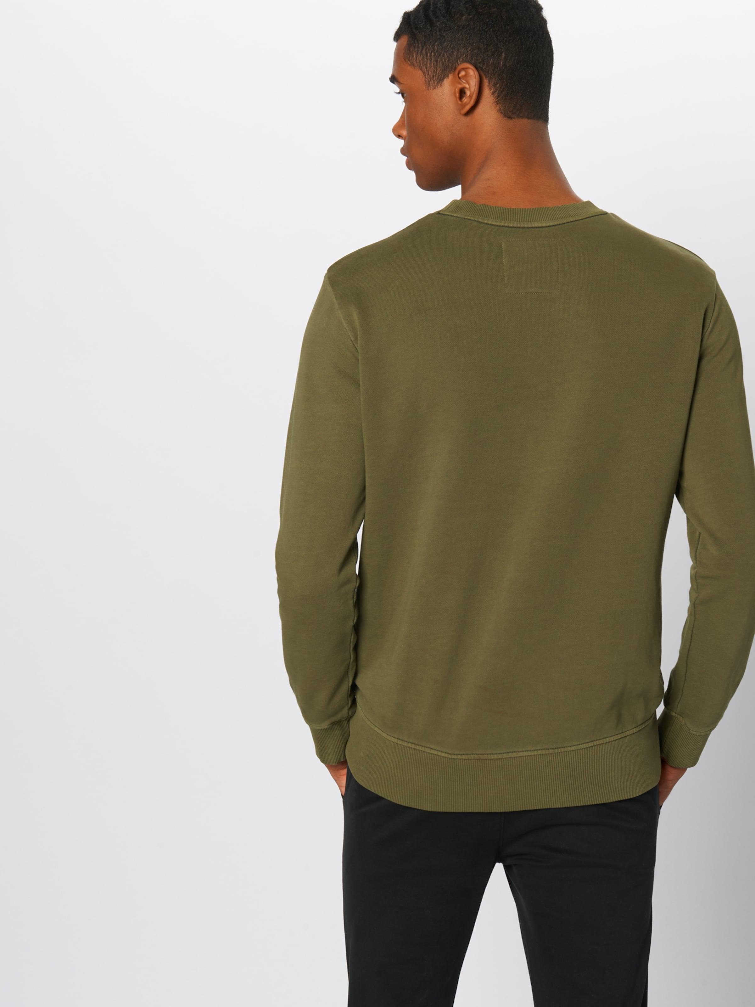 G Raw Foncé En Vert star shirt Sweat SRj35A4qcL