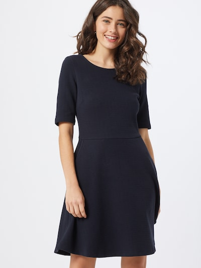 Suknelė iš ESPRIT , spalva - tamsiai mėlyna, Modelio vaizdas