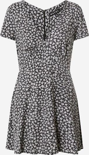 Motel Kleid 'elara dress' in rosé / schwarz, Produktansicht
