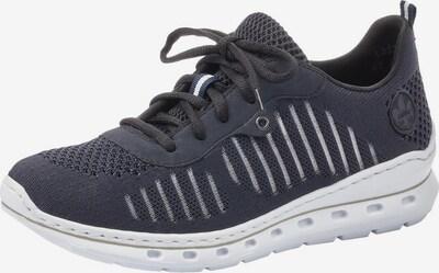 RIEKER Sneaker in nachtblau / weiß, Produktansicht