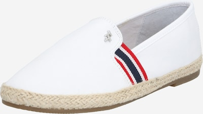 TOM TAILOR Espadrilles in de kleur Wit, Productweergave