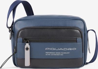 Piquadro Umhängetasche in dunkelblau / schwarz, Produktansicht