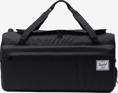 Herschel Tasche 'Outfitter' in schwarz, Produktansicht