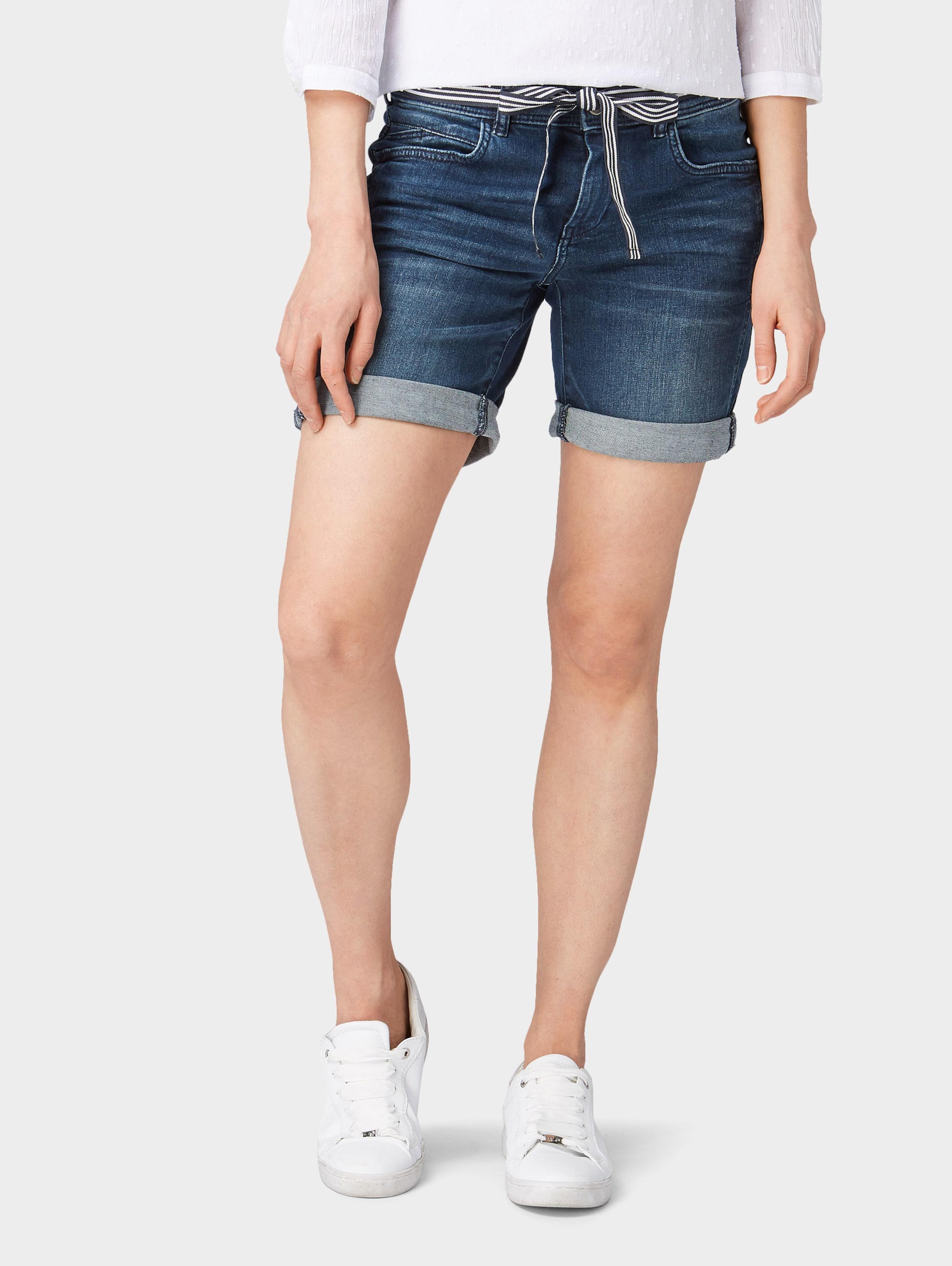 Denim Shorts Tailor 'alexa' In Blue Tom EIY9WHe2D