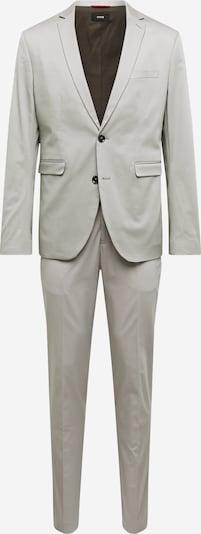 Costum 'CIMELOTTI' CINQUE pe gri, Vizualizare produs