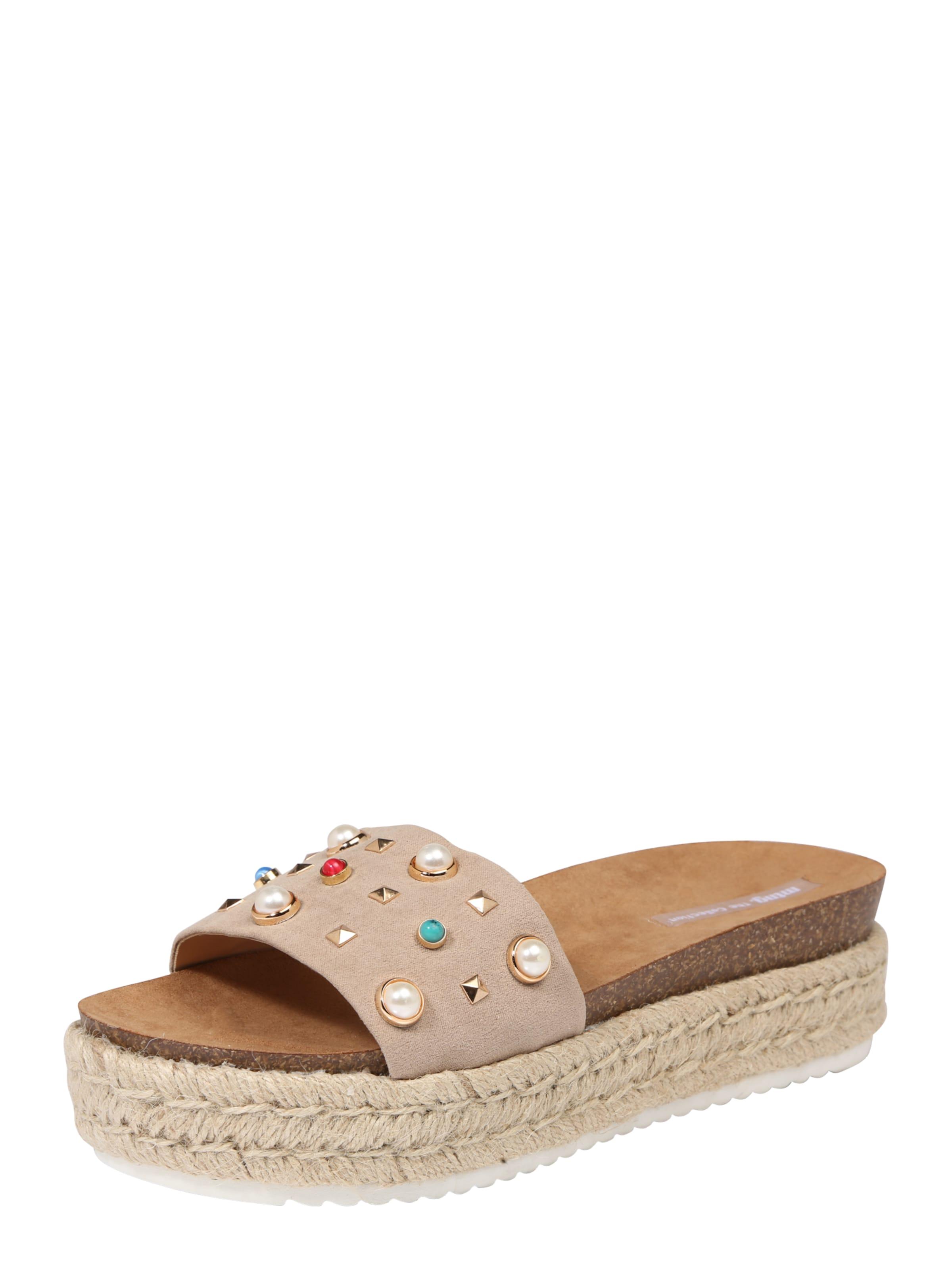 MTNG Pantoletten PERLA Verschleißfeste billige Schuhe