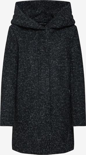 ONLY Between-seasons coat in black mottled, Item view
