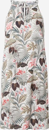 ONLY Kleid 'NOVA LIMBO LIFE' in beige / grün, Produktansicht