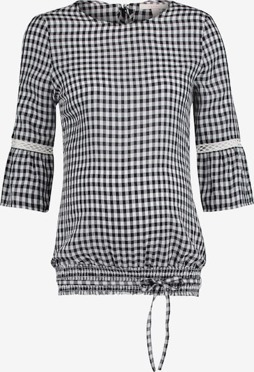 Esprit Maternity Bluse in schwarz / weiß, Produktansicht