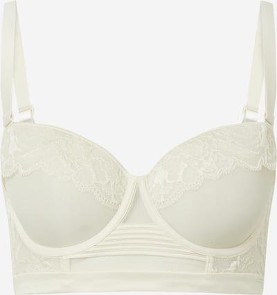 Calvin Klein Underwear Soutien-gorge 'LGHT LINED STRAPLESS' en blanc, Vue avec produit