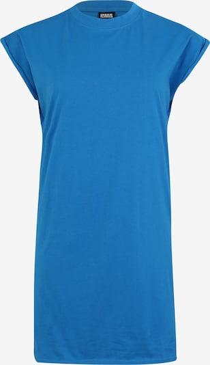 Urban Classics Curvy Kleid 'Turtle' in blau, Produktansicht