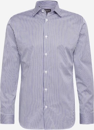 SELECTED HOMME Overhemd in de kleur Donkerblauw / Wit, Productweergave