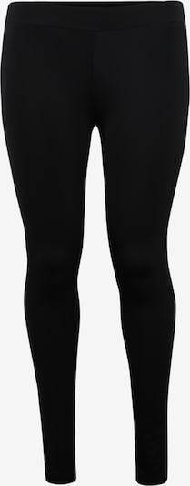 Leggings 'Ladies Jacquard Camo Striped Leggings' Urban Classics Curvy pe negru, Vizualizare produs