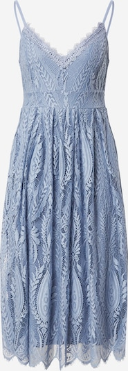 VILA Kleid 'VIJAQUELIN DRESS/DC' in blau, Produktansicht