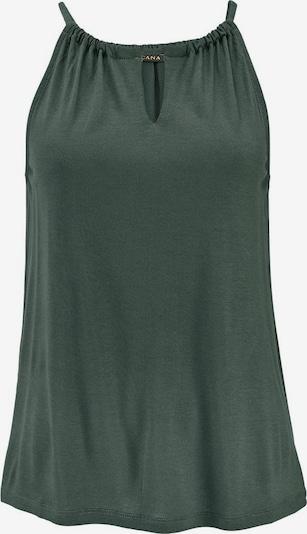 LASCANA Strandtop in smaragd, Produktansicht