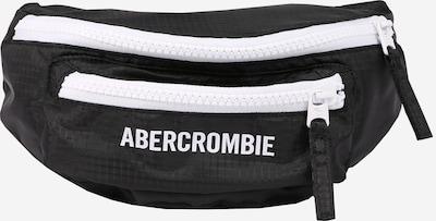 Geantă Abercrombie & Fitch pe negru / alb, Vizualizare produs