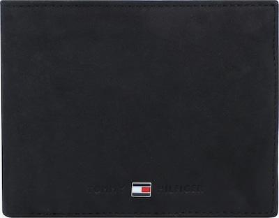 TOMMY HILFIGER Portemonnaie  'Johnson' in schwarz, Produktansicht