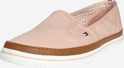 TOMMY HILFIGER Slip On 'Kesha' i brun / lyserød / hvid, Produktvisning