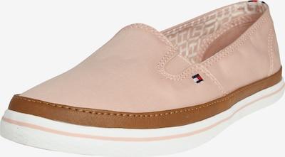 TOMMY HILFIGER Slipper 'Kesha' in braun / rosa / weiß, Produktansicht