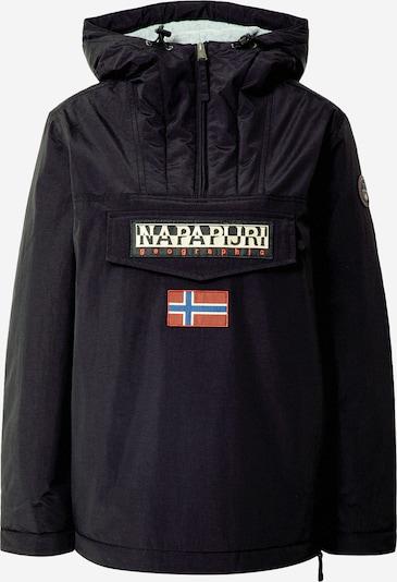 NAPAPIJRI Přechodná bunda 'Rainforest' - tmavě červená / černá, Produkt