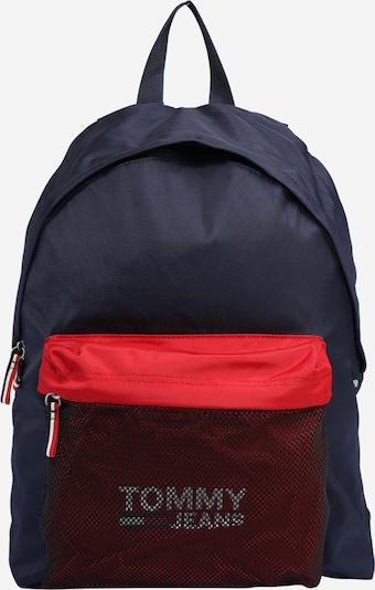 Tommy Jeans Rugzak 'TJM COOL CITY' in de kleur Blauw / Rood / Wit, Productweergave