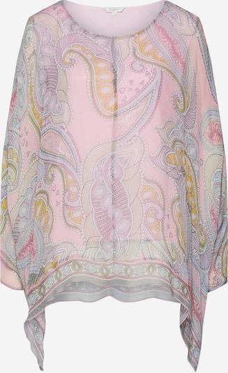 Frogbox Blusenshirt in mischfarben / rosa, Produktansicht