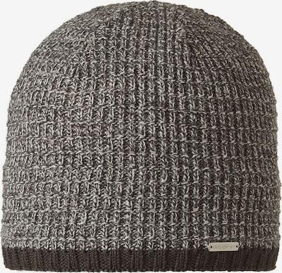 STÖHR Mütze 'MILO' in grau, Produktansicht