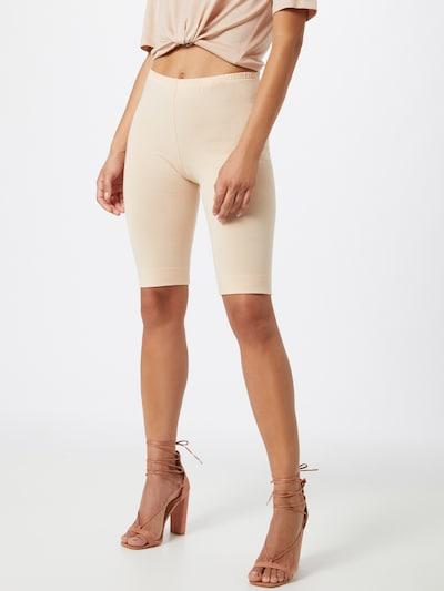 Soft Rebels Shorts 'Elle' in beige, Modelansicht