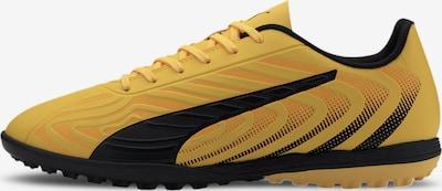 PUMA Fußballschuhe 'One 20.4 TT' in gelb / schwarz, Produktansicht