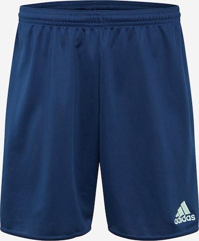 ADIDAS PERFORMANCE Shorts 'Parma 16' in dunkelblau / weiß, Produktansicht