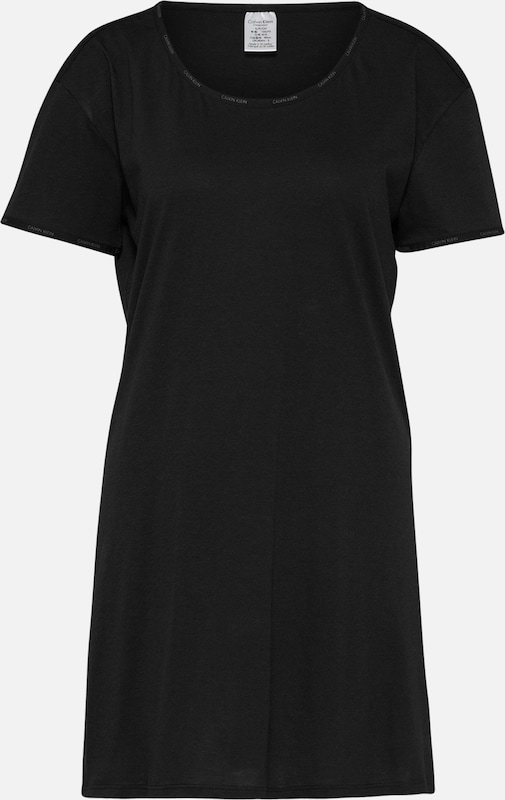 De Klein Chemise Noir En Calvin Underwear Nuit qpSUzMVG