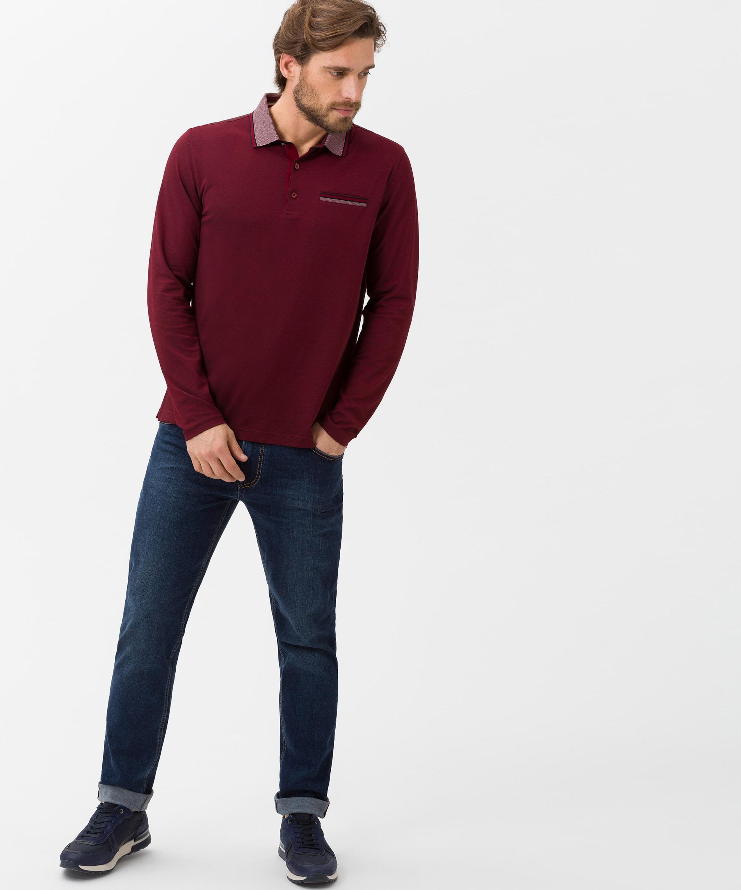'pharell' 'pharell' Shirt Brax Shirt Brax Shirt Brax In Bordeaux In Bordeaux q354RLAj