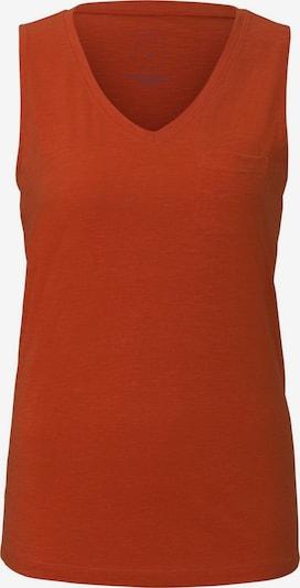TOM TAILOR Top in orange, Produktansicht