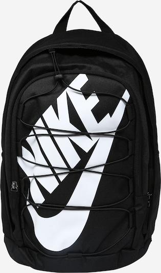 fekete / fehér Nike Sportswear Hátizsák 'HAYWARD', Termék nézet