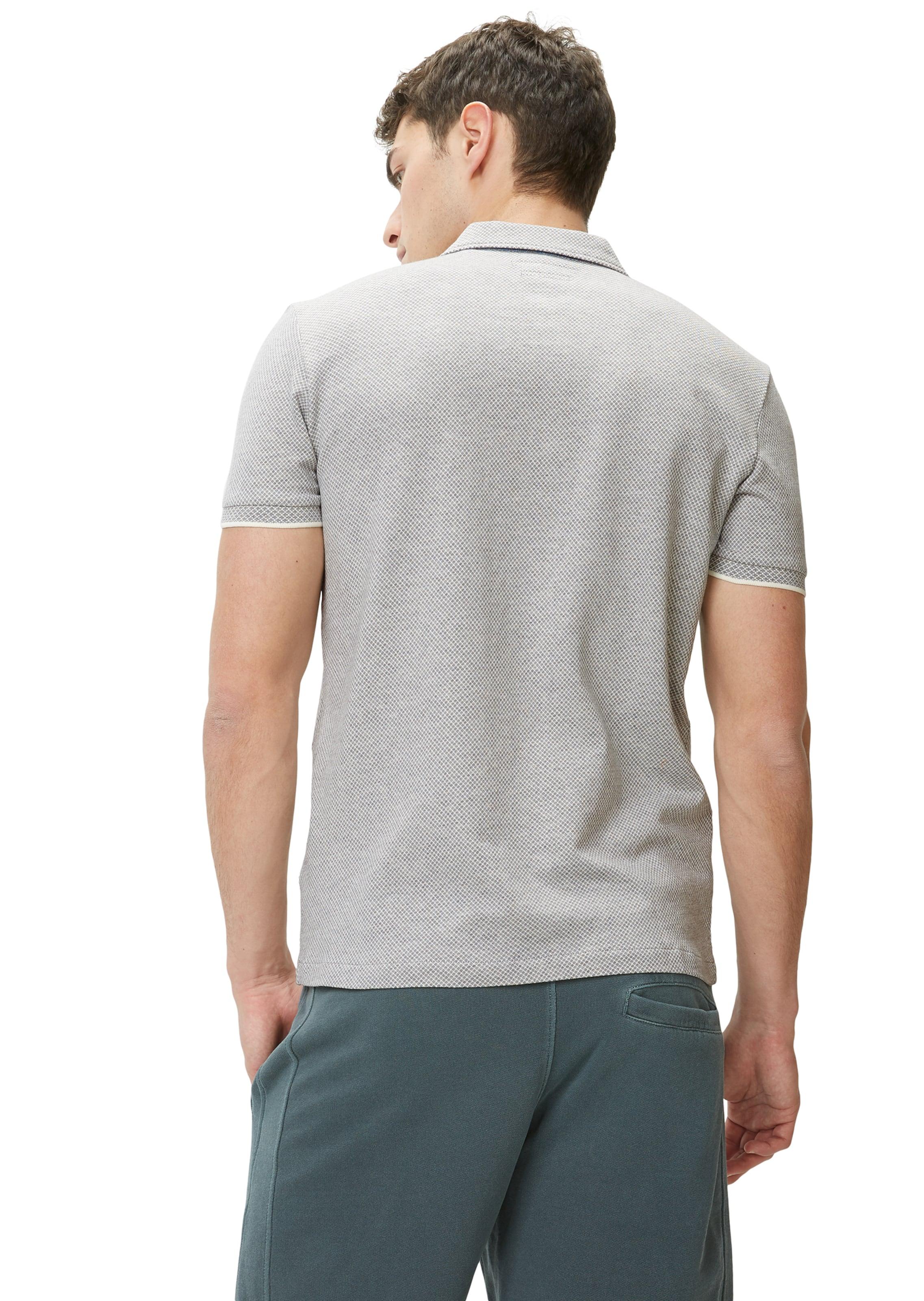 Marc Marc Shirt In HellgrauWeiß O'polo O'polo HellgrauWeiß Marc Shirt In 7gyvYf6b