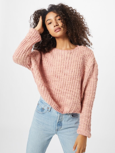 Cotton On Pullover 'THE LICORICE' in rosé, Modelansicht