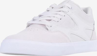 DC Shoes Sneaker 'Kalis Vulc' in hellgrau / weiß, Produktansicht