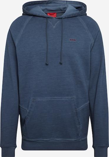 HUGO Sweatshirt 'Derraine' in blau, Produktansicht