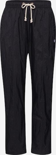 Champion Reverse Weave Hose in schwarz, Produktansicht