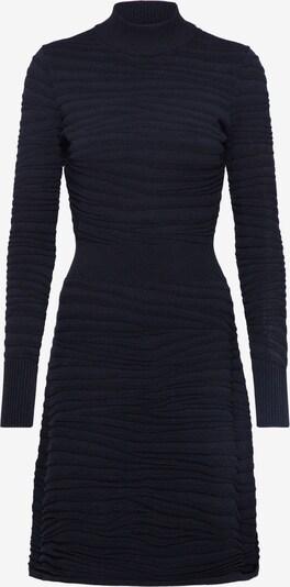 HUGO Sukienka z dzianiny 'Sumeeya' w kolorze czarnym, Podgląd produktu