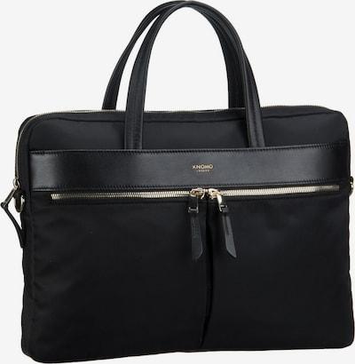 KNOMO Aktentasche in schwarz, Produktansicht