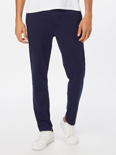 Chino stiliaus kelnės 'Kolding' iš INDICODE JEANS , spalva - tamsiai mėlyna, Modelio vaizdas