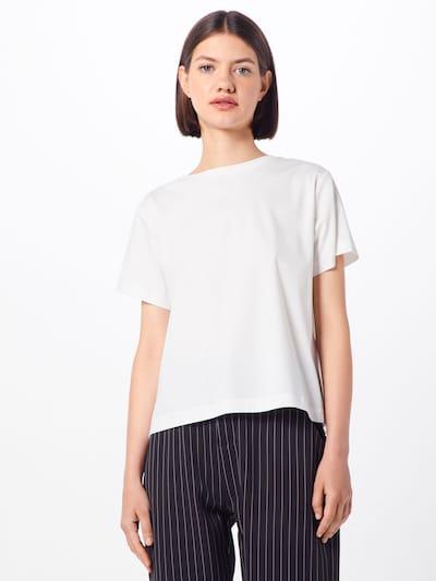 DIESEL T-shirt 'T-RYLY' en blanc, Vue avec modèle