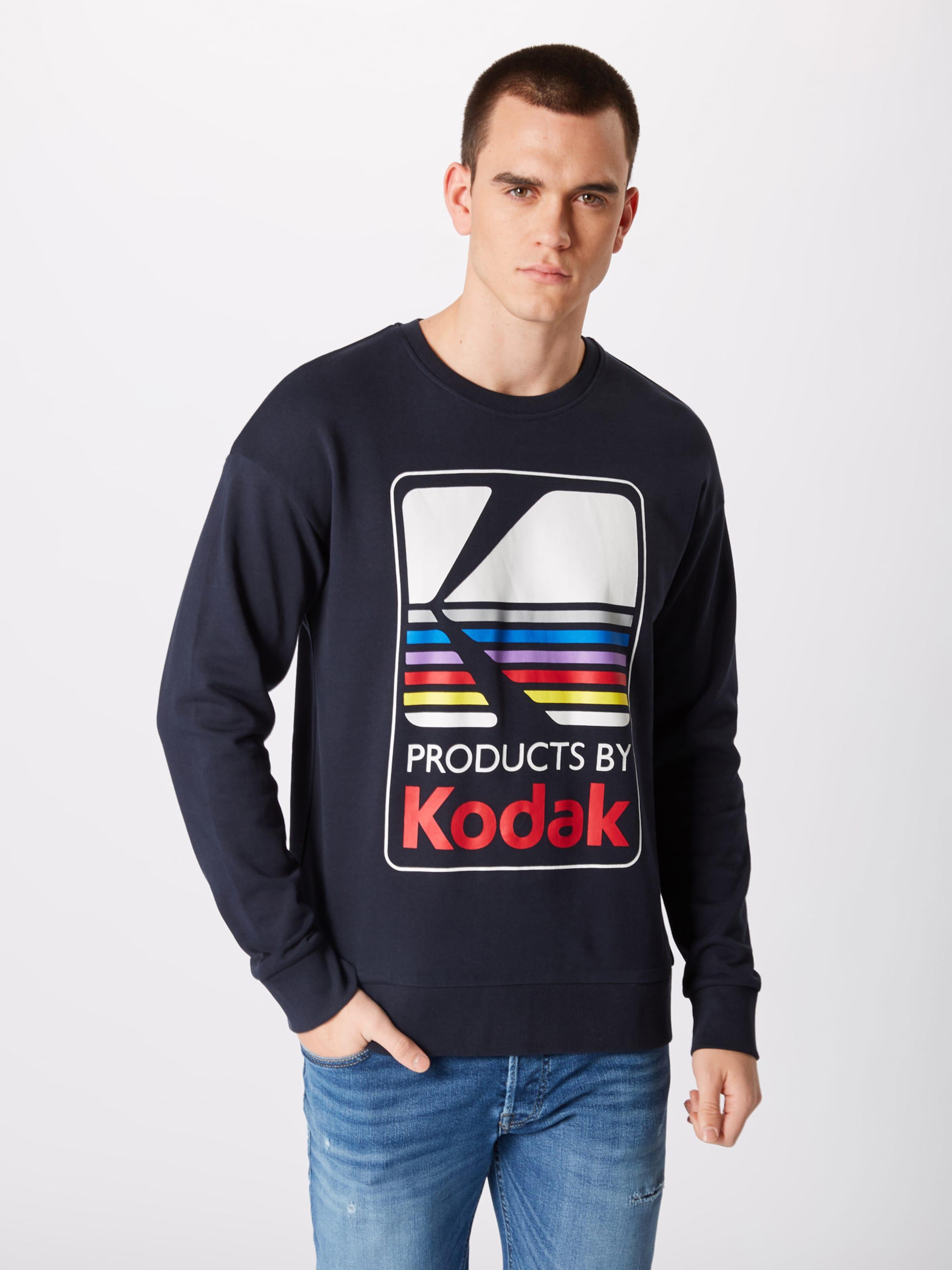 In Jackamp; Jones NachtblauMischfarben Jackamp; Sweatshirt Jones Sweatshirt BoxdCe