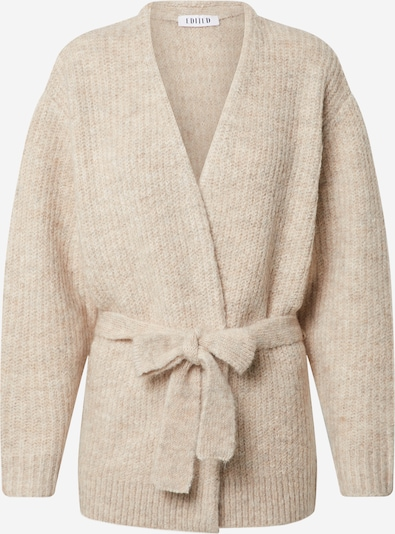 EDITED Strickjacke 'Annika' in beige, Produktansicht