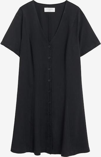 VIOLETA by Mango Sukienka w kolorze czarnym, Podgląd produktu