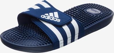 ADIDAS PERFORMANCE Plážová/koupací obuv 'Adissage' - noční modrá / bílá, Produkt