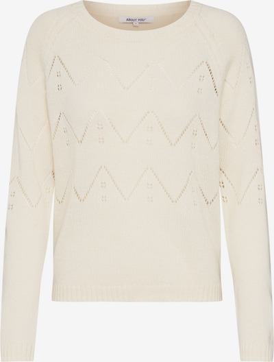 ABOUT YOU Pullover 'Female' in creme, Produktansicht